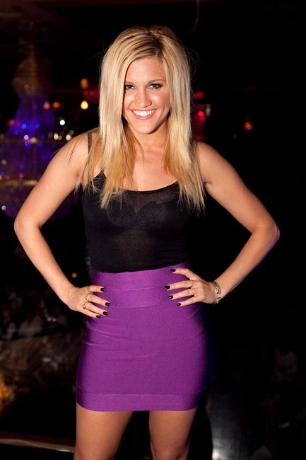 Celebrities Wearing Herve Leger Dresses And Skirts