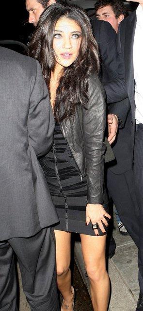 Leather Black Jacket