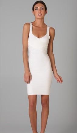 Beautiful Angelic White Designer Dress