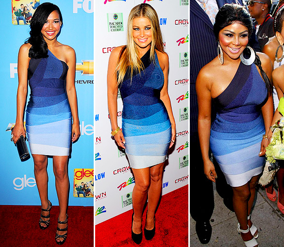 Very beautiful blue dress