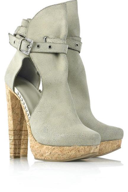 Herve Leger heels