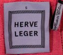 Spot the Fake: Herve Leger Tags